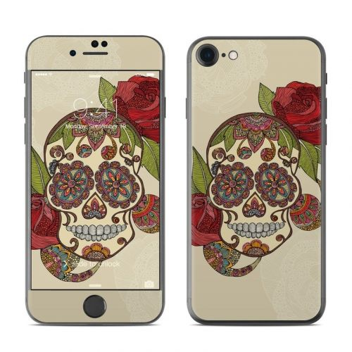 Sugar Skull iPhone 8 Skin