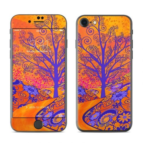 Sunset Park iPhone 8 Skin