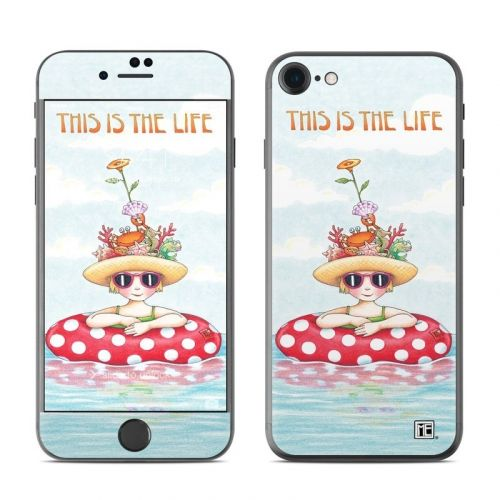 This Is The Life iPhone 8 Skin