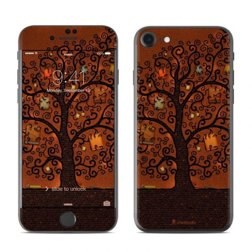 Tree Of Books iPhone 8 Skin