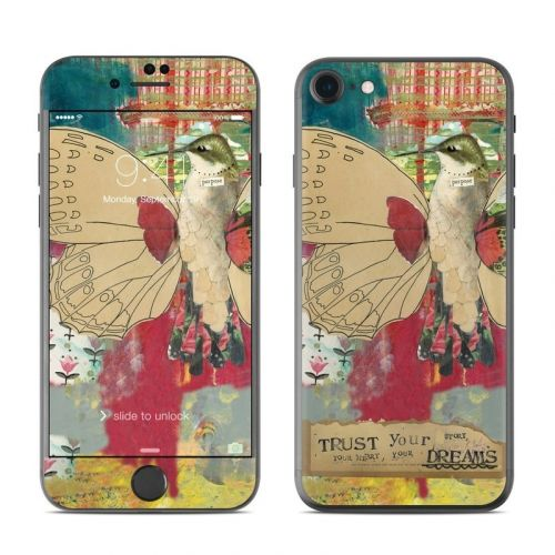 Trust Your Dreams iPhone 8 Skin