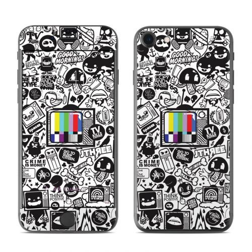 TV Kills Everything iPhone 8 Skin