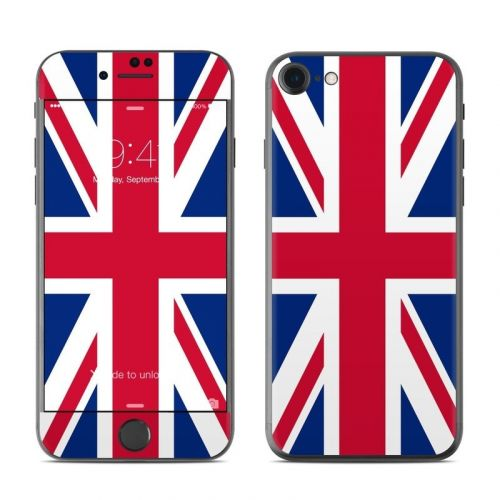Union Jack iPhone 8 Skin