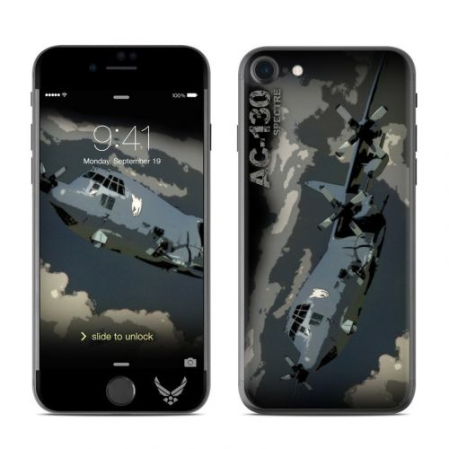 AC-130 iPhone 8 Skin
