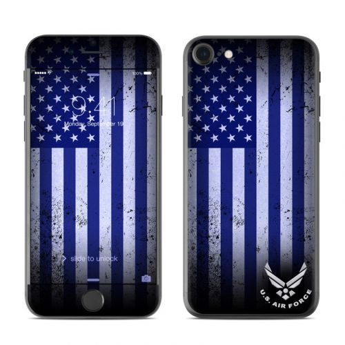 USAF Flag iPhone 8 Skin