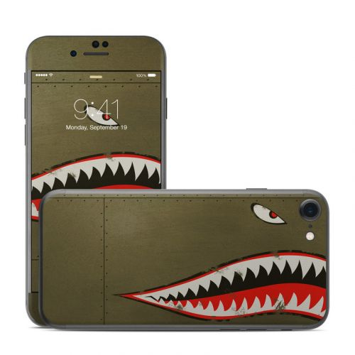 USAF Shark iPhone 8 Skin