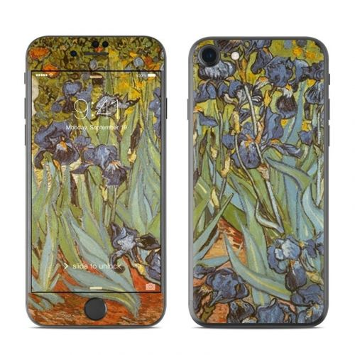 Irises iPhone 8 Skin