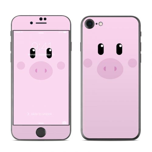 Wiggles the Pig iPhone 8 Skin
