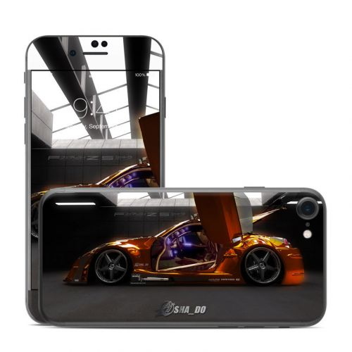 Z33 Light iPhone 8 Skin