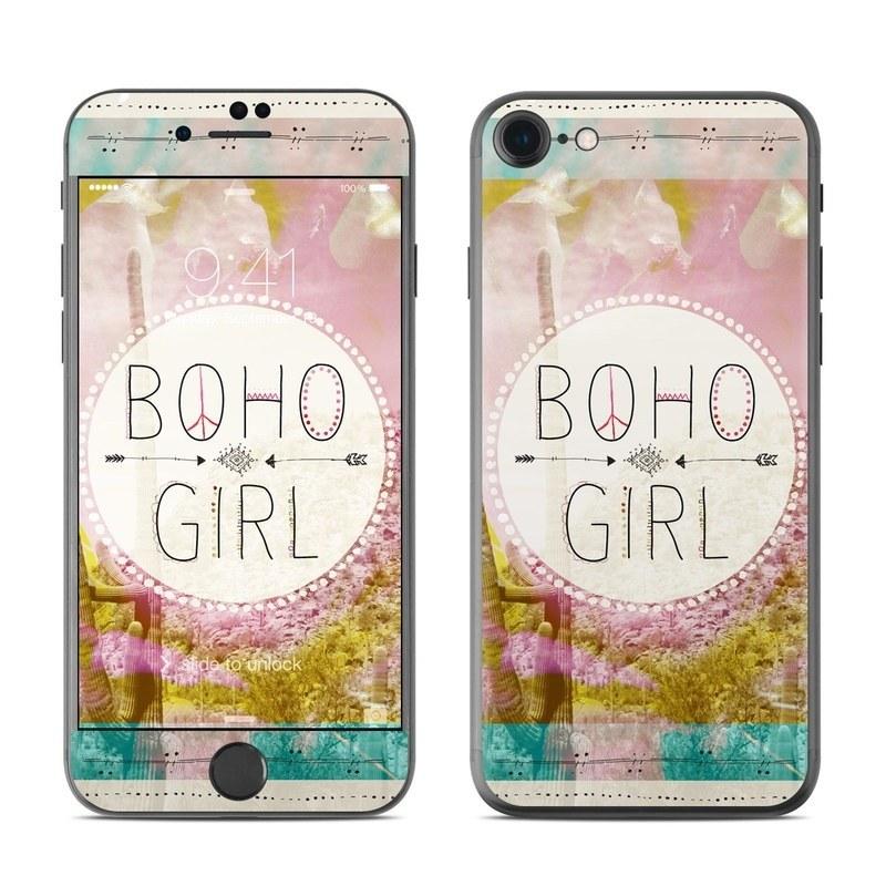 Boho Girl iPhone 8 Skin