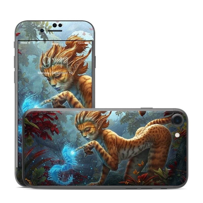 Ghost Centipede iPhone 8 Skin