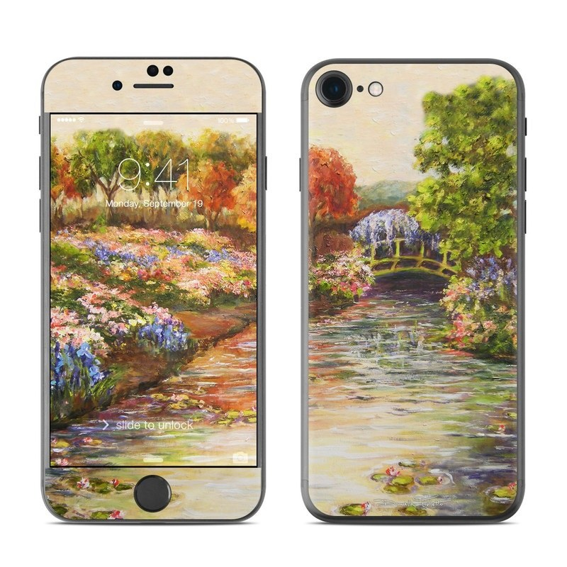 Giverny Forever iPhone 8 Skin