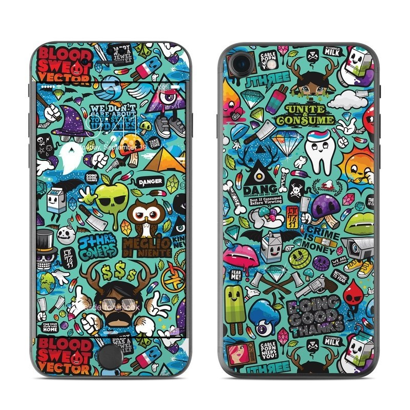 Jewel Thief iPhone 8 Skin