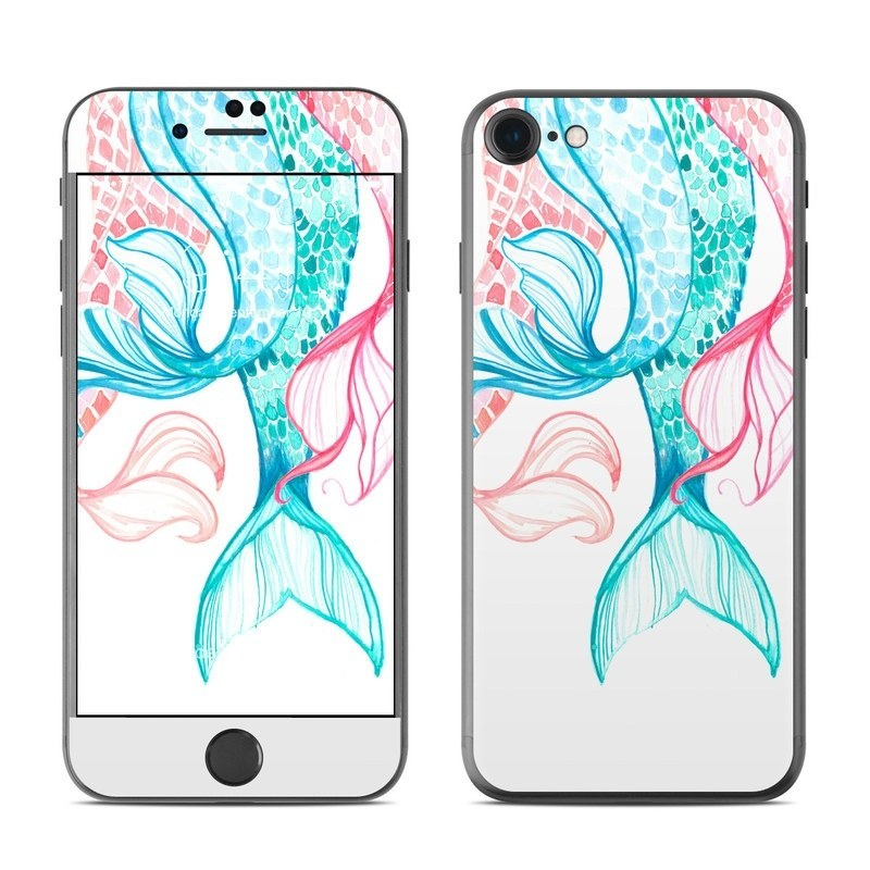 Mermaid Tails iPhone 8 Skin