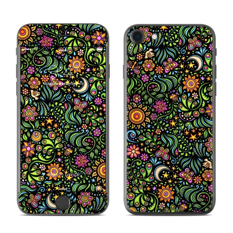 Nature Ditzy iPhone 8 Skin