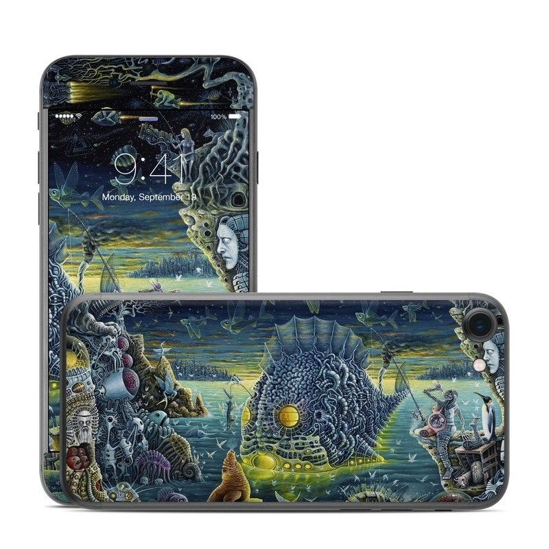 Night Trawlers iPhone 8 Skin