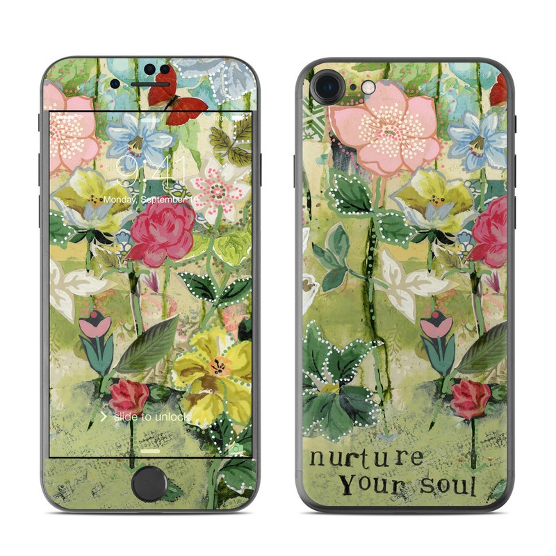Nurture iPhone 8 Skin