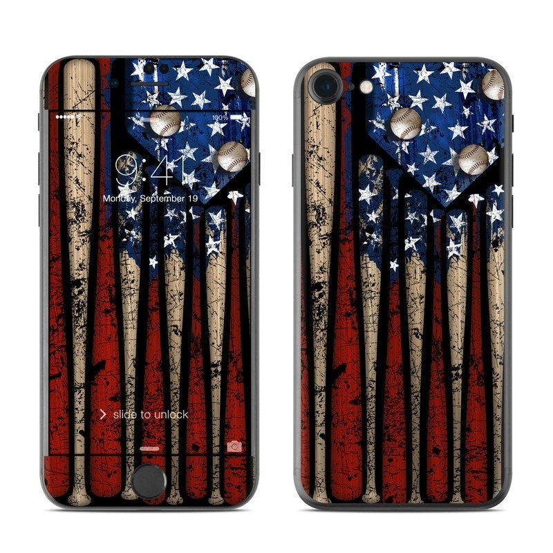Old Glory iPhone 8 Skin