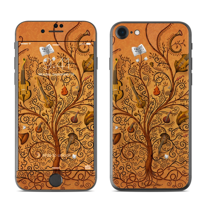 Orchestra iPhone 8 Skin