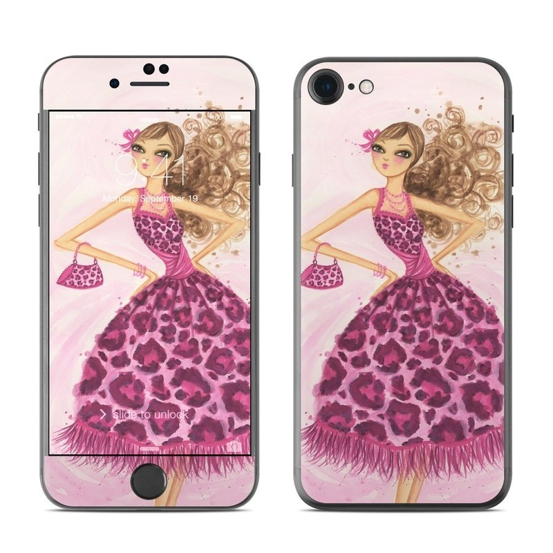Perfectly Pink iPhone 8 Skin