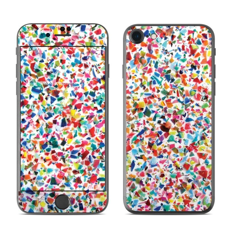 Plastic Playground iPhone 8 Skin