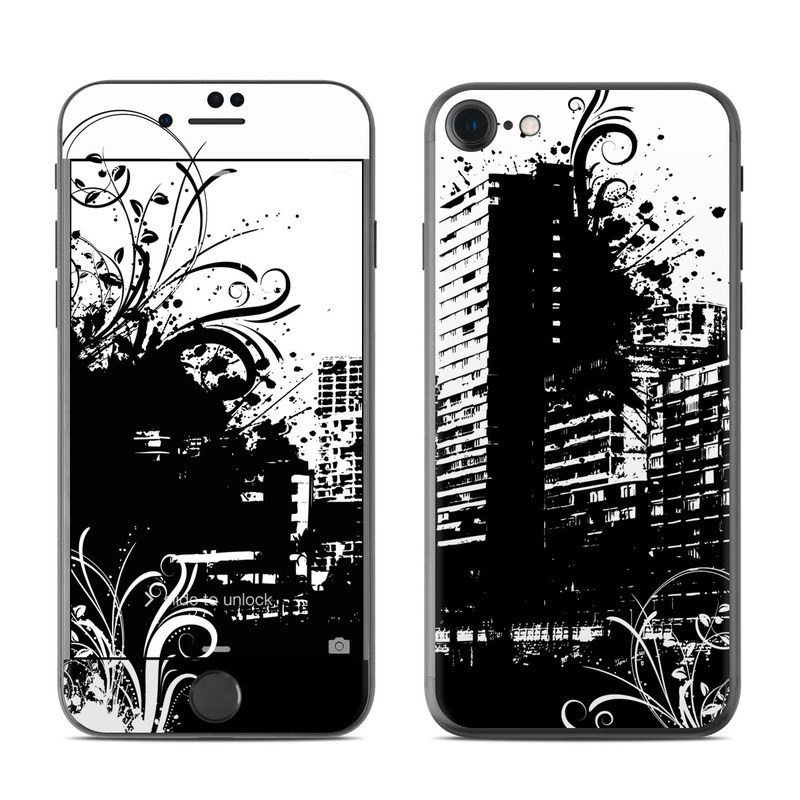 Rock This Town iPhone 8 Skin