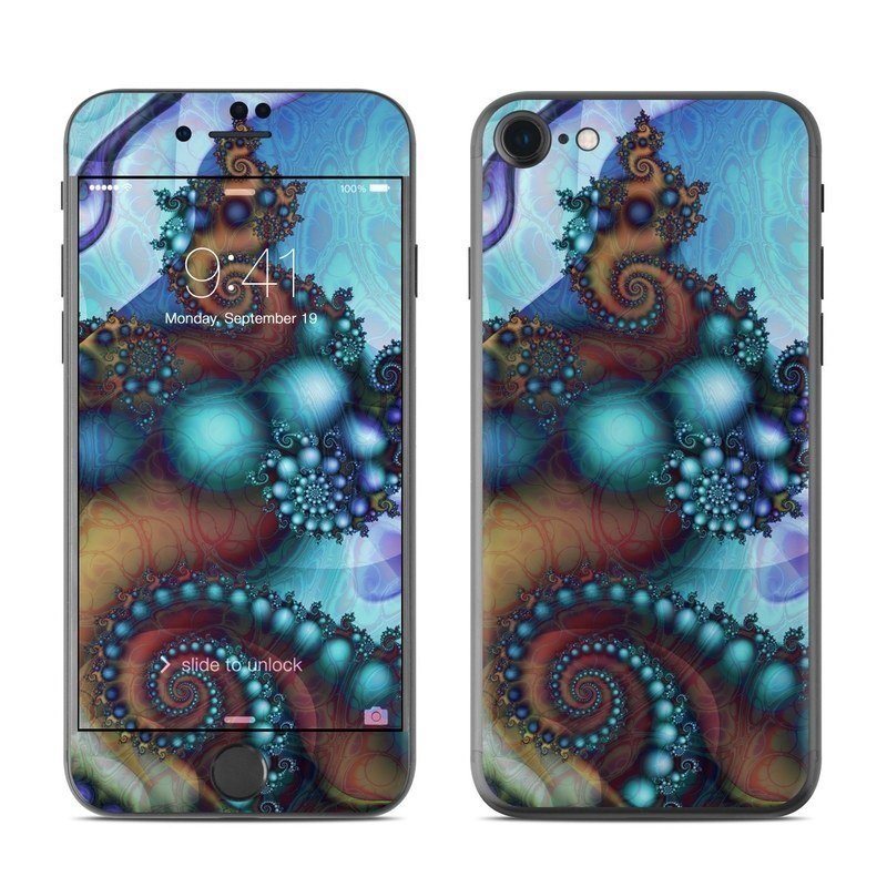 Sea Jewel iPhone 8 Skin