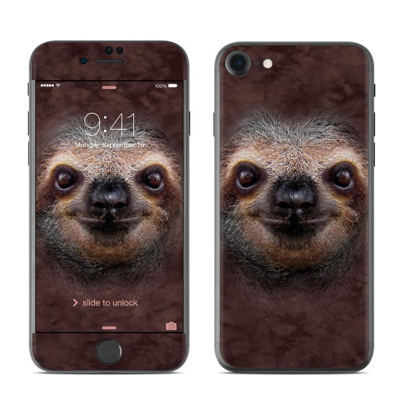Sloth iPhone 8 Skin