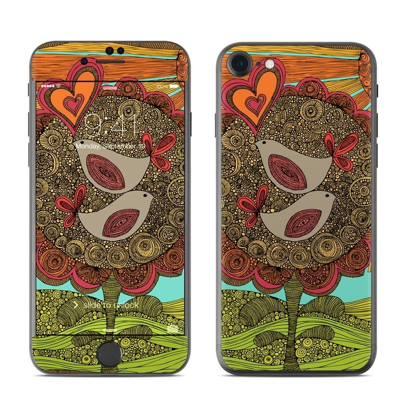 iPhone 8 Skin design of Art, Pattern, Visual arts, Paisley, Illustration, Motif, Design with black, red, green, gray colors