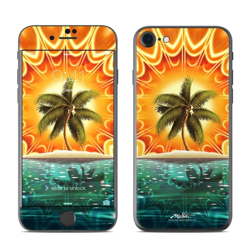 Sundala Tropic iPhone 8 Skin