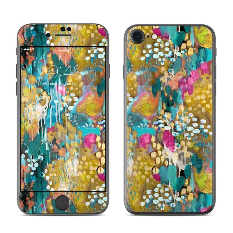Sweet Talia iPhone 8 Skin