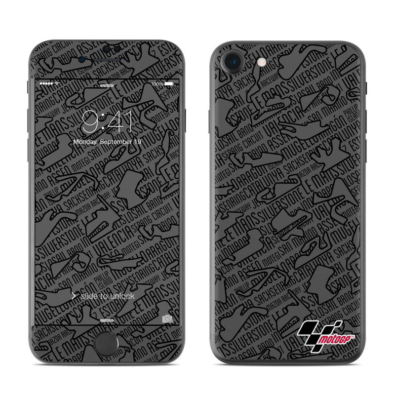 Tracked iPhone 8 Skin