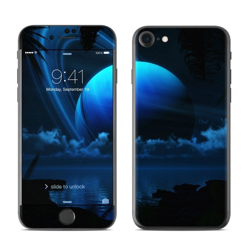 Tropical Moon iPhone 8 Skin