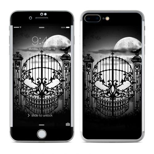 Abandon Hope iPhone 8 Plus Skin