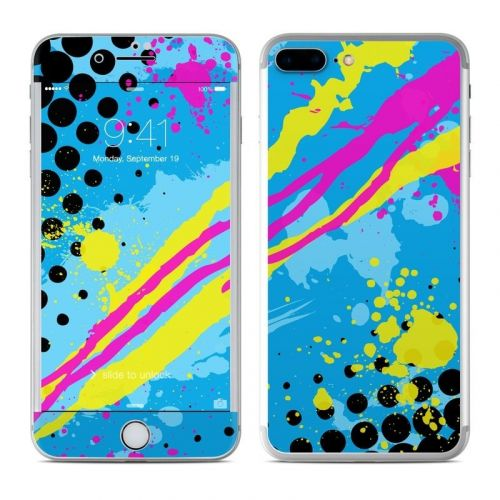 Acid iPhone 8 Plus Skin