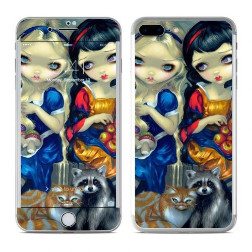 Alice & Snow White iPhone 8 Plus Skin