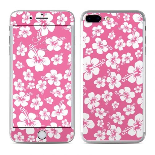 Aloha Pink iPhone 8 Plus Skin