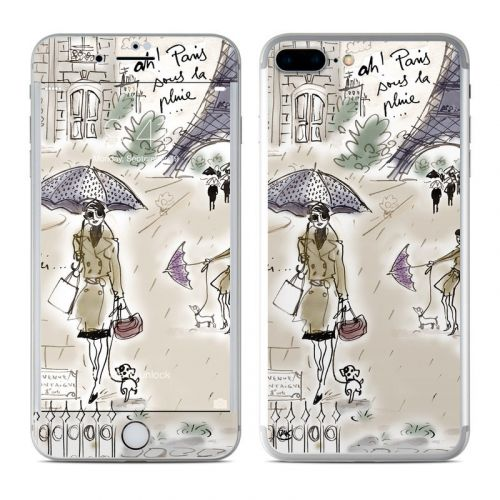 Ah Paris iPhone 8 Plus Skin