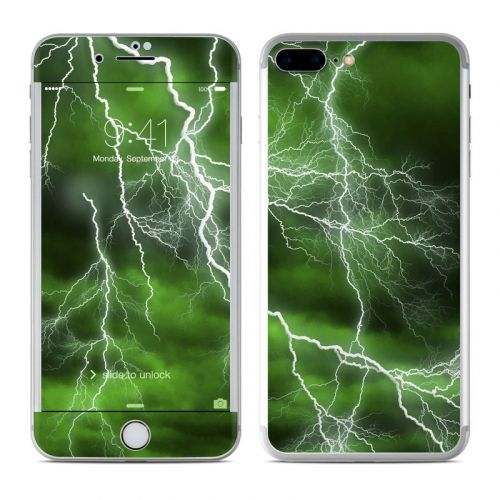 Apocalypse Green iPhone 8 Plus Skin