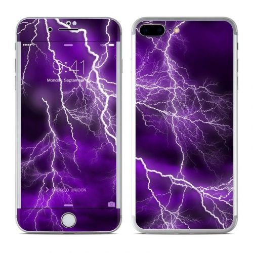 Apocalypse Violet iPhone 8 Plus Skin