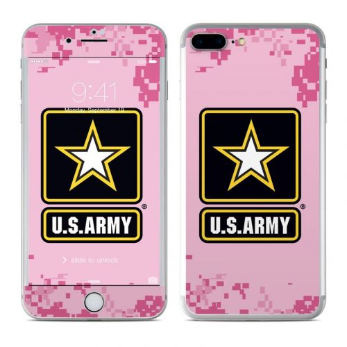 Army Pink iPhone 8 Plus Skin