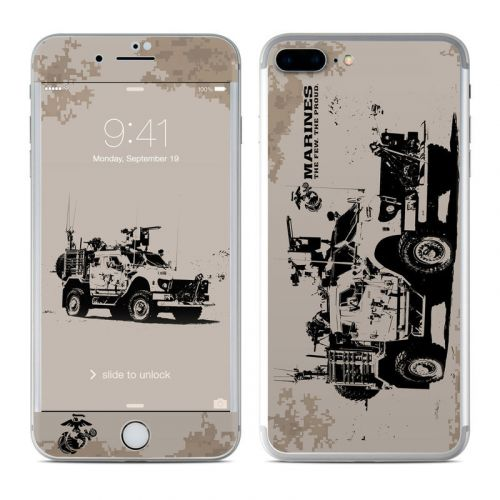 Artillery iPhone 8 Plus Skin