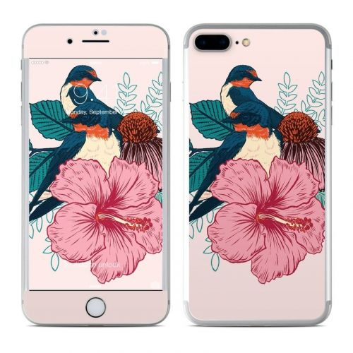 Barn Swallows iPhone 8 Plus Skin