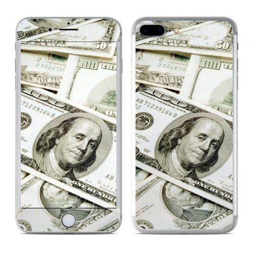 Benjamins iPhone 8 Plus Skin