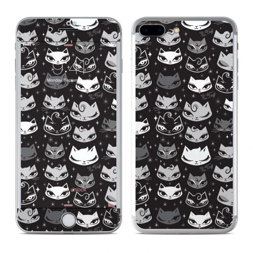 Billy Cats iPhone 8 Plus Skin