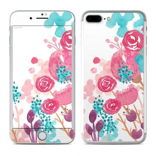Blush Blossoms iPhone 8 Plus Skin