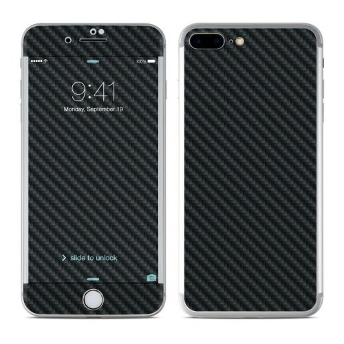 Carbon iPhone 8 Plus Skin