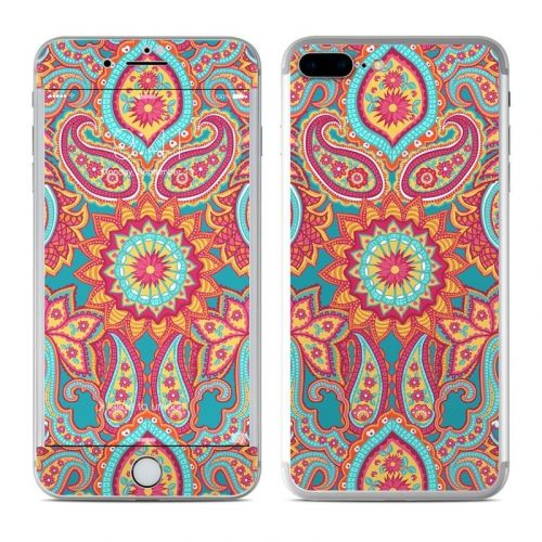 Carnival Paisley iPhone 8 Plus Skin