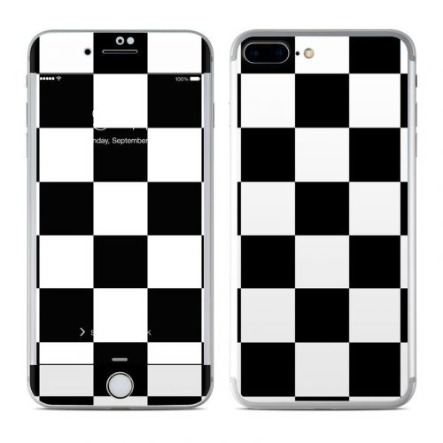 Checkers iPhone 8 Plus Skin