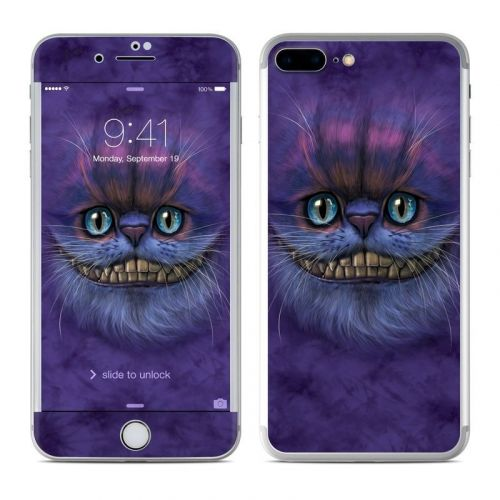 Cheshire Grin iPhone 8 Plus Skin